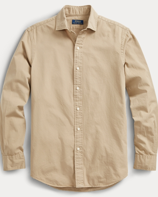 10514505 Polo Ralph Lauren Classic Fit Twill Shirt 1