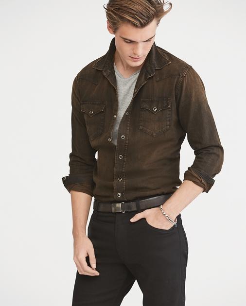 72034c2e78 Polo Ralph Lauren Classic Fit Denim Shirt 1