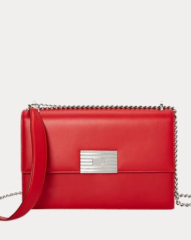 Calfskin RL Chain Bag