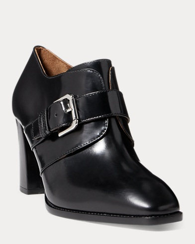 Faeleen Leather Bootie