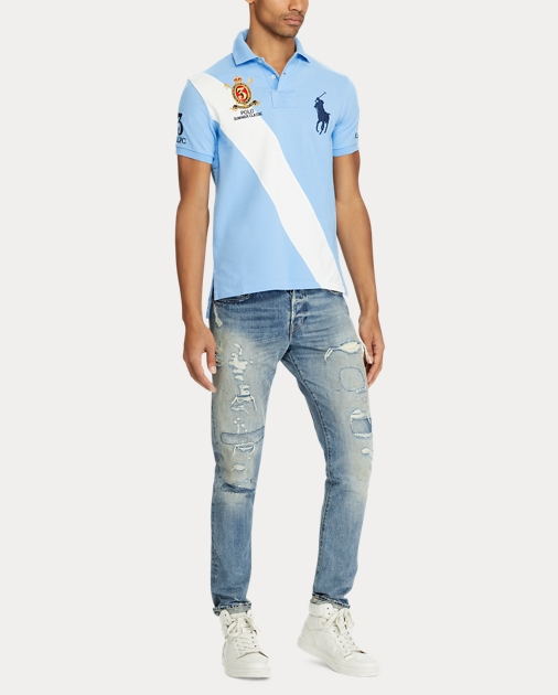 7a10794d produt-image-1.0. produt-image-2.0. produt-image-3.0. Men Clothing Polo  Shirts Custom Slim Fit Mesh Polo