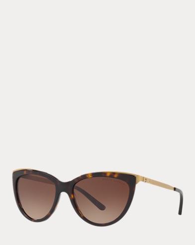 f4afa0c63a1 RL Hinge Cat-Eye Sunglasses. Ralph Lauren