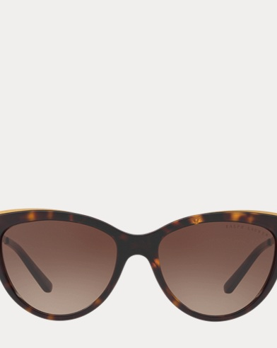 055db4be32 RL Hinge Cat-Eye Sunglasses
