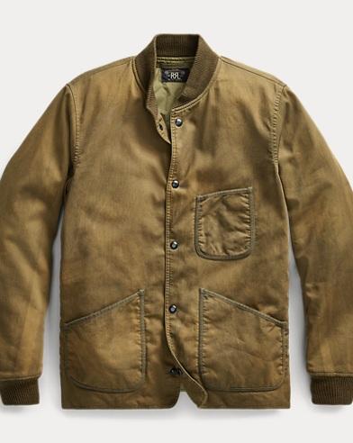 Cotton Jungle Cloth Jacket