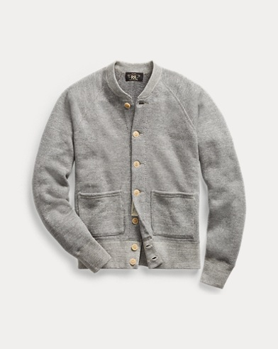 Cotton-Wool Cardigan