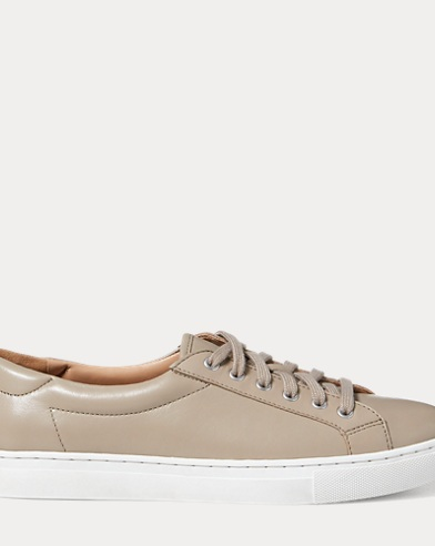 Drew Nappa Leather Sneaker