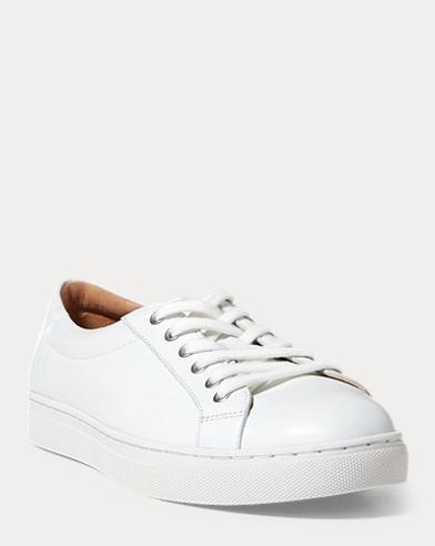 Drew Nappa Leather Sneaker