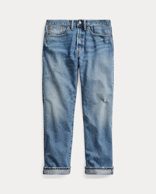 86d68f4192 Boy Fit Selvedge Jean