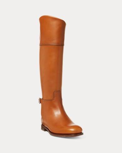 Sallen Calfskin Riding Boot