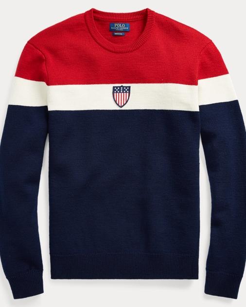 720e012c07 Team USA Ceremony Sweater