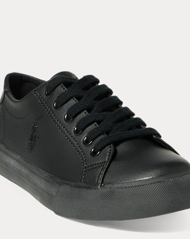 Slater Faux-Leather Sneaker