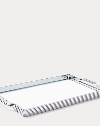 RL Bentley Tempered Glass Tray