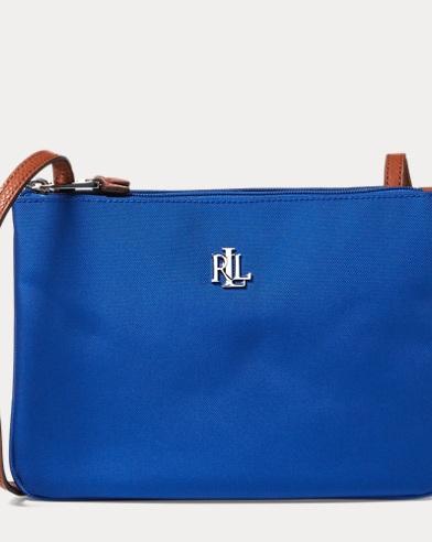 Nylon Tara Crossbody Bag