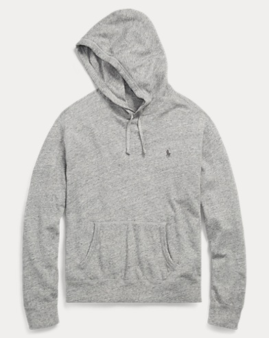 Cotton Spa Terry Hoodie