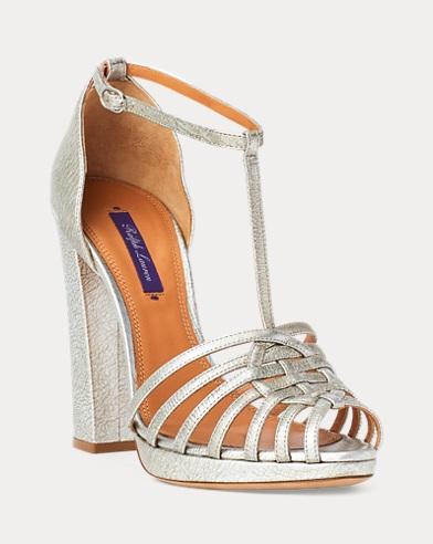 Marsline Calfskin Sandal