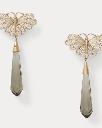 Butterfly Briolette Earrings