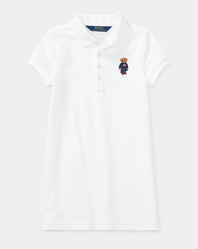 Polo Bear Mesh Dress