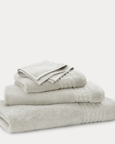 Pierce Cotton Towels & Mat