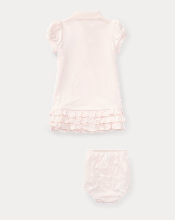 Bear Polo Dress & Bloomer