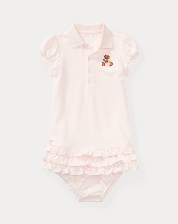 Bear Polo Dress & Bloomer