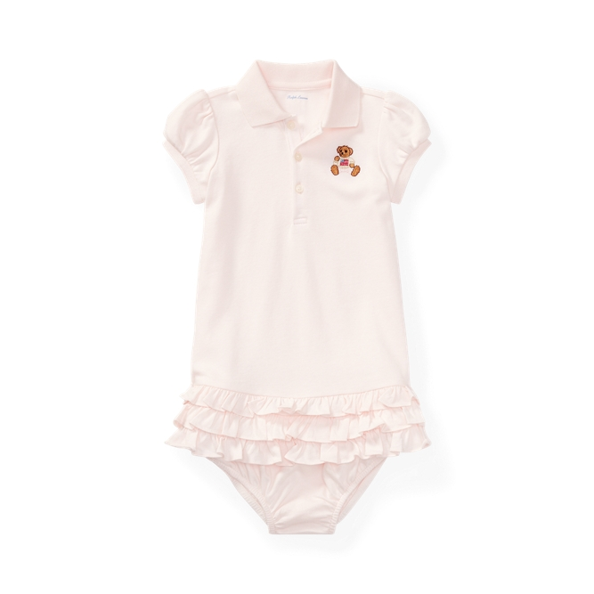 Polo Bear Polo Dress & Bloomer