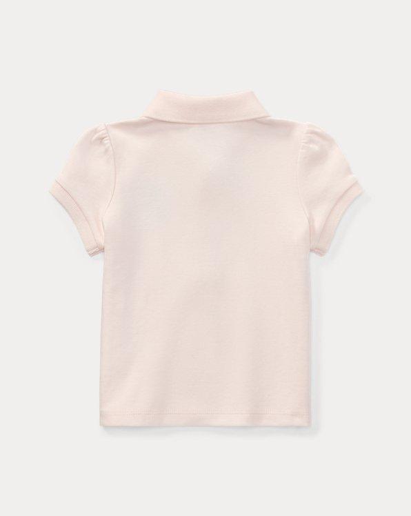 Polo Bear Soft Cotton Polo Shirt