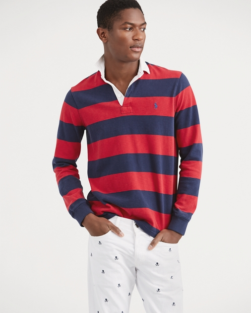 d80d4942bba0 Polo Ralph Lauren The Iconic Rugby Shirt 1