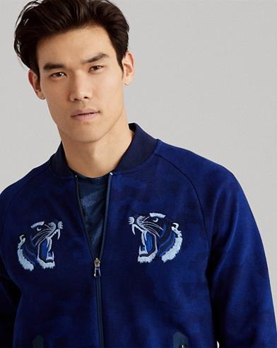 Cotton-Blend Souvenir Jacket