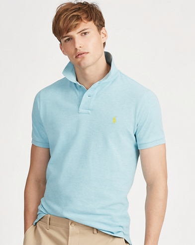 8233bdee125532 Men s Polo Shirts - Long   Short Sleeve Polos   Ralph Lauren