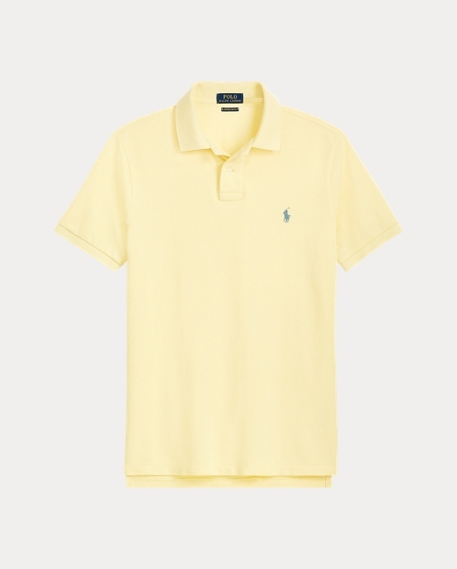 776386e86 Polo Ralph Lauren Custom Slim Fit Mesh Polo 1