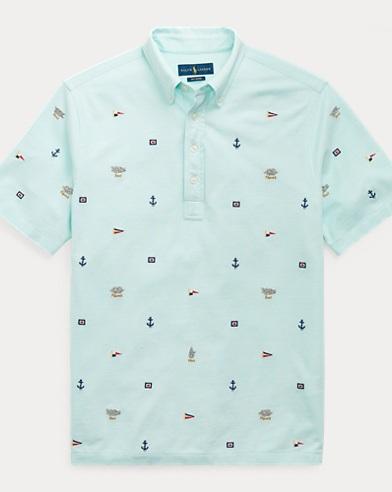 Camicia Oxford maglia Classic-Fit