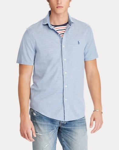 085efd80bf Men's Casual Shirts   Men's Oxford Shirts   Ralph Lauren UK