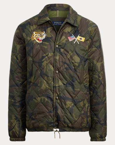 Souvenir Coach Jacket