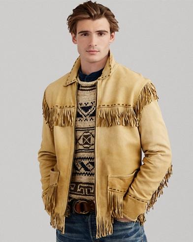 Fringe Deerskin Jacket