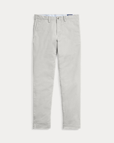 Chino stretch Straight-Fit
