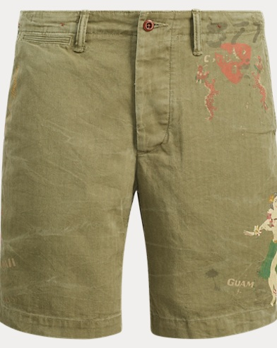 Short cargo in cotone Relaxed-Fit