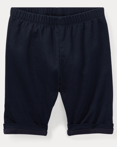Ribbed Cotton Pant