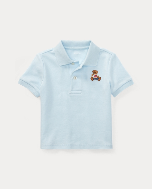 Bear Polo Polo Bear Polo Cotton Bear Cotton Cotton Shirt Shirt 0OnPXwN8k