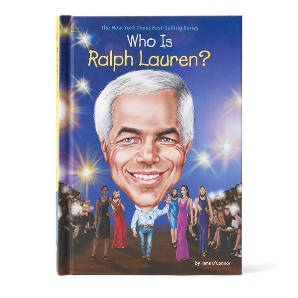 Who Is Ralph Lauren? No Color One Size