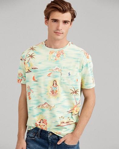 T-shirt ultra cintré en coton