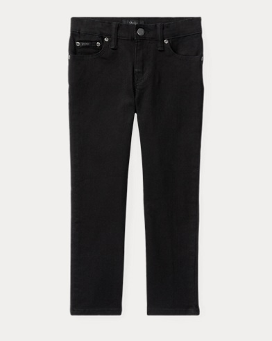 Jean droit Hampton stretch