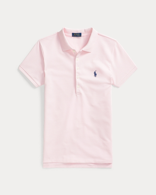 new products e8594 d8eb6 Slim Fit Stretch Polo Shirt