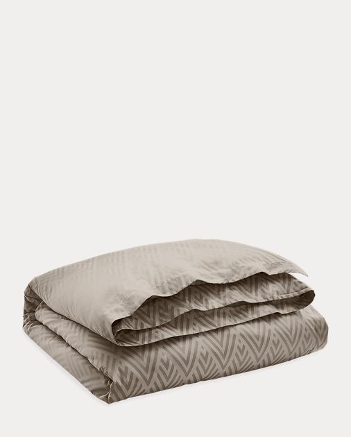 Clayton Jacquard Comforter
