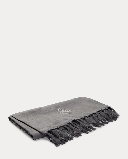 Aldrich Linen Throw Blanket