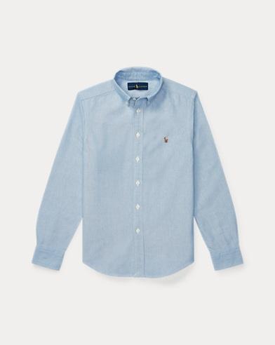 Oxfordhemd Blake aus Baumwolle