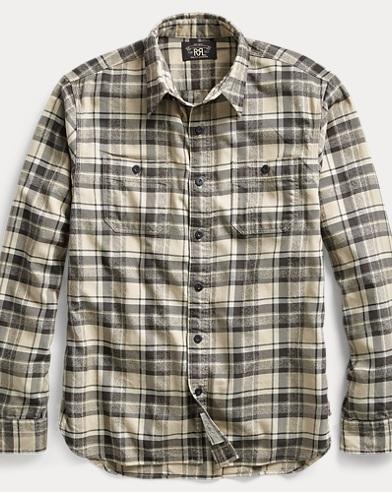 Tradesman Cotton Workshirt