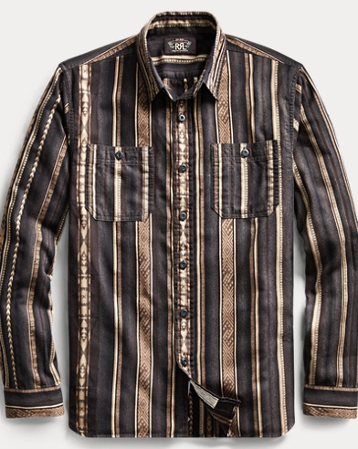 Cotton Jacquard Workshirt