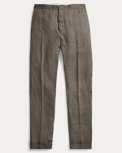 Linen Twill Trouser