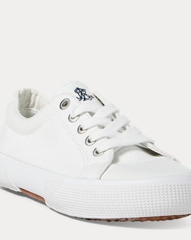 Jolie Canvas Low-Top Sneaker