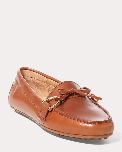 0680b921774 Lauren Briley Leather Loafer 2